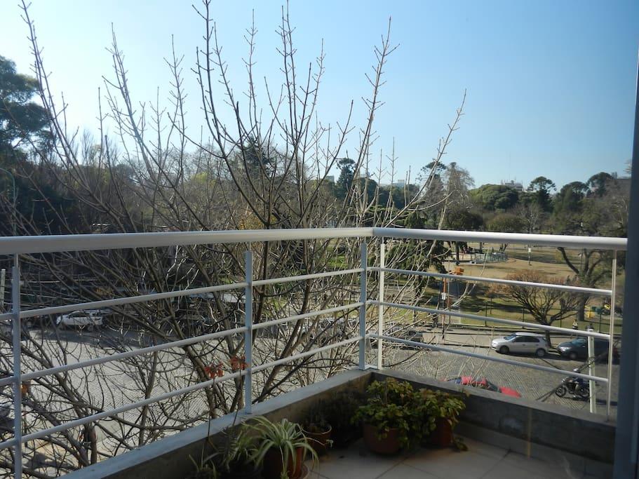 Balcon al Parque