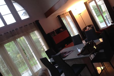 Villa close to Disneyland Paris - Bailly-Romainvilliers - Villa