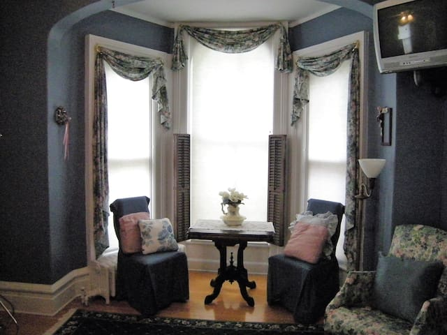 Private Suite~Best Location in Saratoga Springs NY