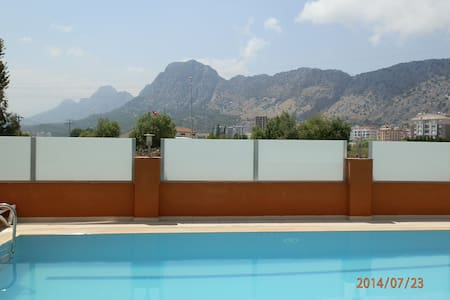 New 1+1, Antalya, 700 m to the sea - 安塔利亚 - 公寓