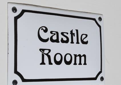 Castle Room in the Old Cider House - Nether Stowey