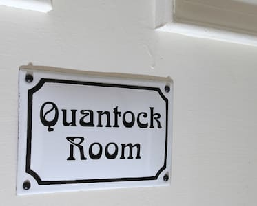 Quantock Room in Old Cider House - Nether Stowey - Bed & Breakfast