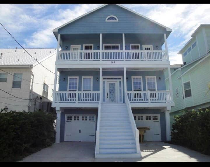 Beautiful house,Keemah Boardwalk, Seabrook/Nasa.