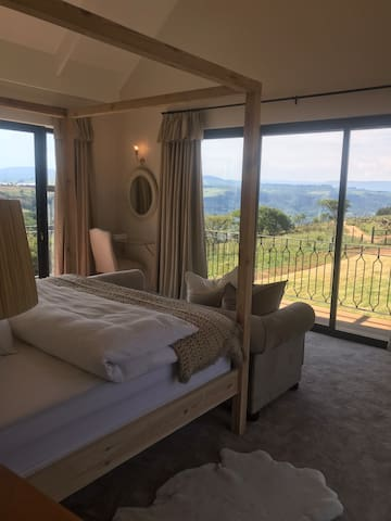 Restore your soul with views and stylish comfort