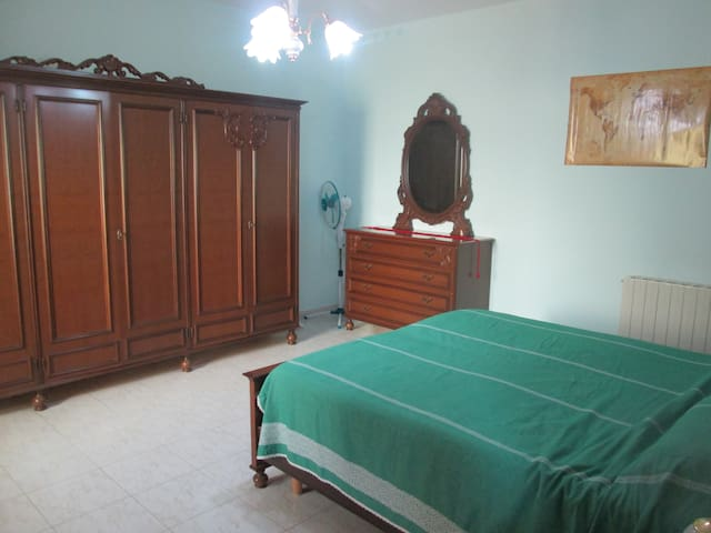Italian farm. Room Damiana