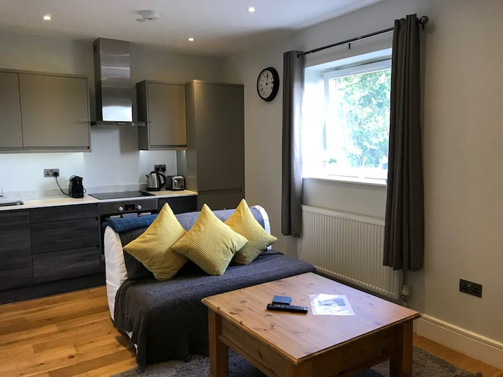 Bright 1 Bed in the Centre of Bristol