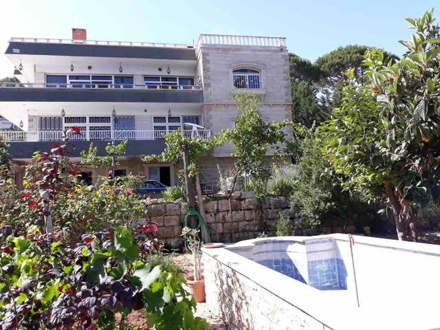 Scenic Villa ( with a Seaview)