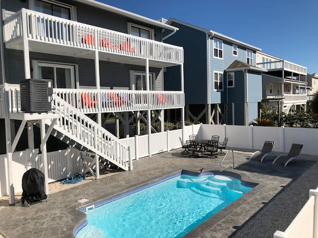 High Tide Cottage - OIB! NEW Private POOL!