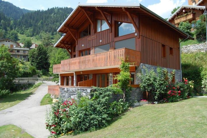 Splendid Home in Champagny-en-Vanoise with Lift