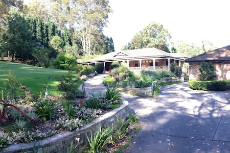 Corona Cottage - A Private Oasis - Glenning Valley - Bed & Breakfast - 1