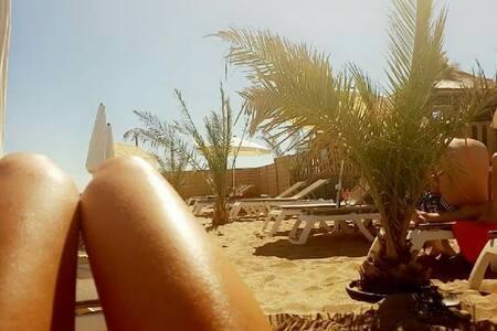 Magnifique appartement de vacance - Sérignan - Byt