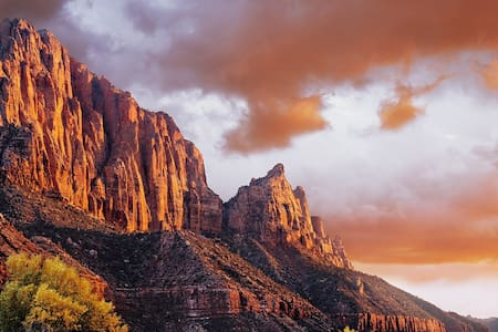 Popular Zion National Park, Grand Canyon Getaway - Hurricane