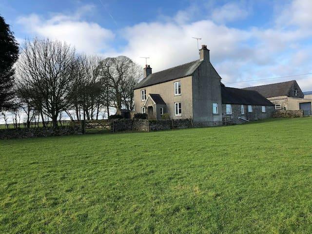 Latham Hall Farmhouse