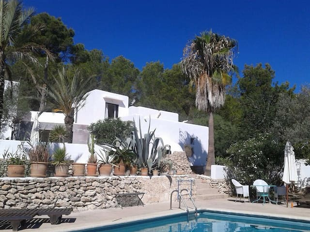 Charming Finca For Nature Lovers - Eivissa - Hus