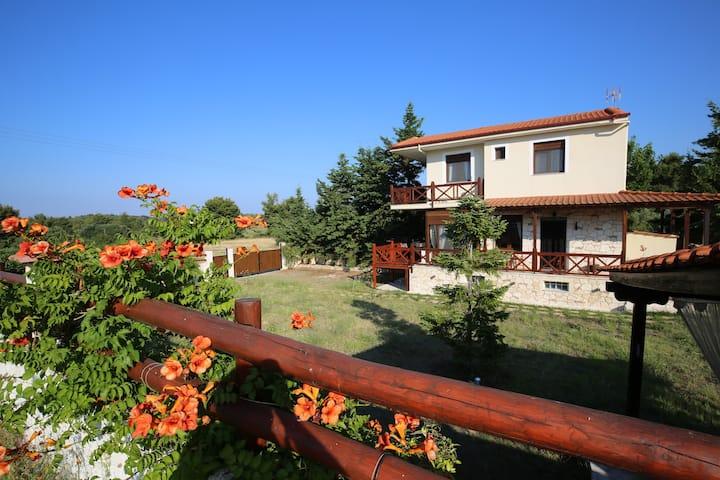 Glaros Family House