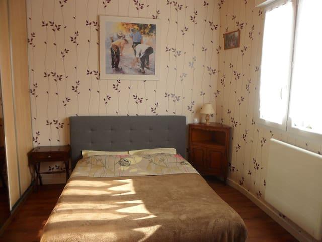 chambre chez l'habitant10m2