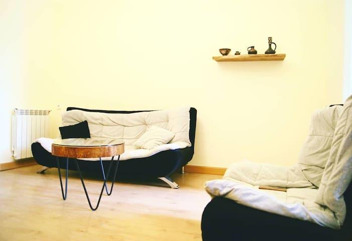 COZY ONE BEDROOM NEAR MARJANISHVILI STATION