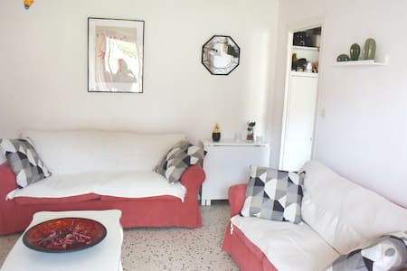 Appartement T2 presqu'île de Giens 4 couchages