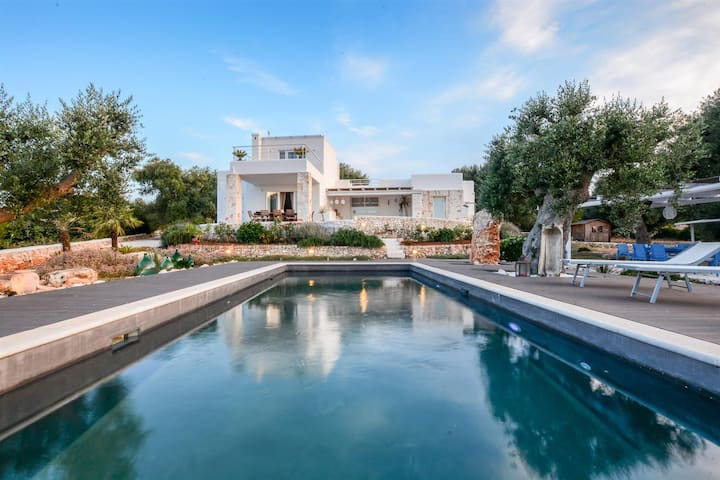 Villa Butterfly with seaview and private pool