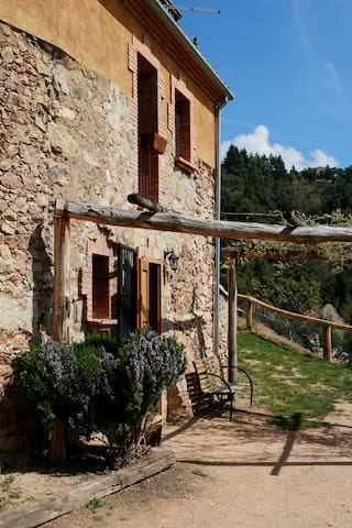 Masía en Montseny-Guilleries - Sant Hilari Sacalm - Дом