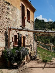 Masía en Montseny-Guilleries - Sant Hilari Sacalm