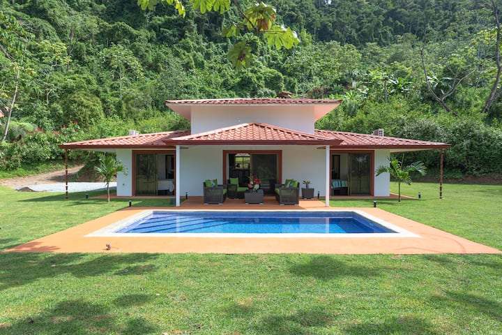 NEW LISTING! 2/2 Home Located in Jungle with Pool