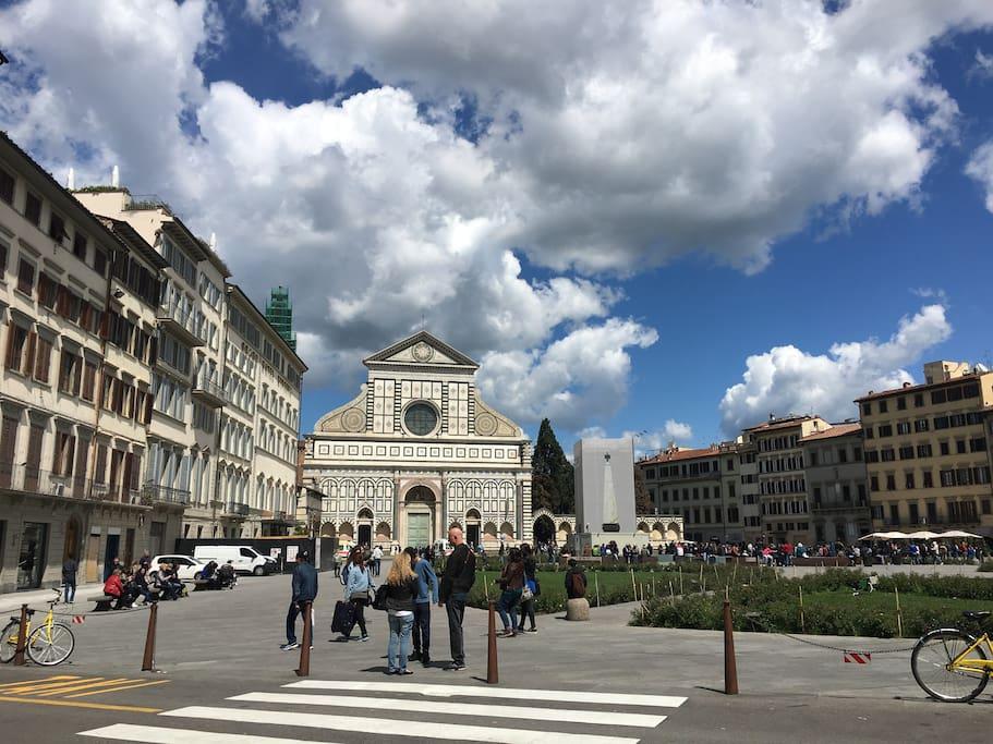 HISTORIC CENTER OF FLORENCE Appartamenti In Affitto A