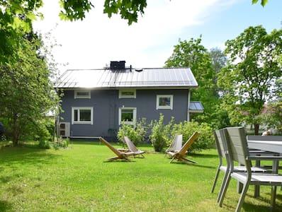 160m2 3BR house, near city center - Joensuu