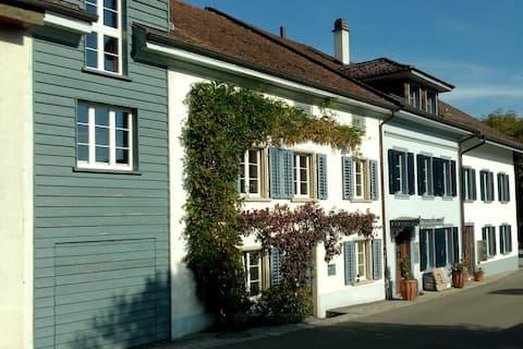 Rheinau Schweiz Unterkunft Klosterquartier