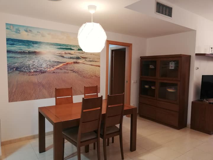 Apartamento Andrea!!!! Ideal
