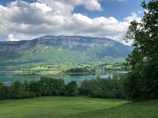 Appart' Au beau Séjour à Aiguebelette-le-Lac