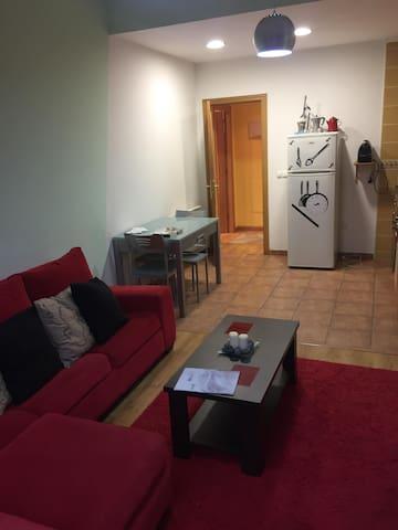 Apartamento ski en Felechosa - Felechosa - Condominium