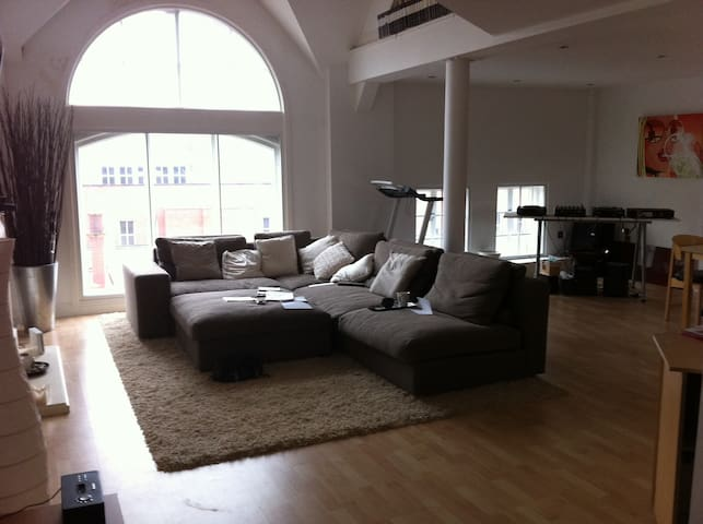 Luxury duplex Penthouse - enjoy City Living! - Wolverhampton - Apartamento