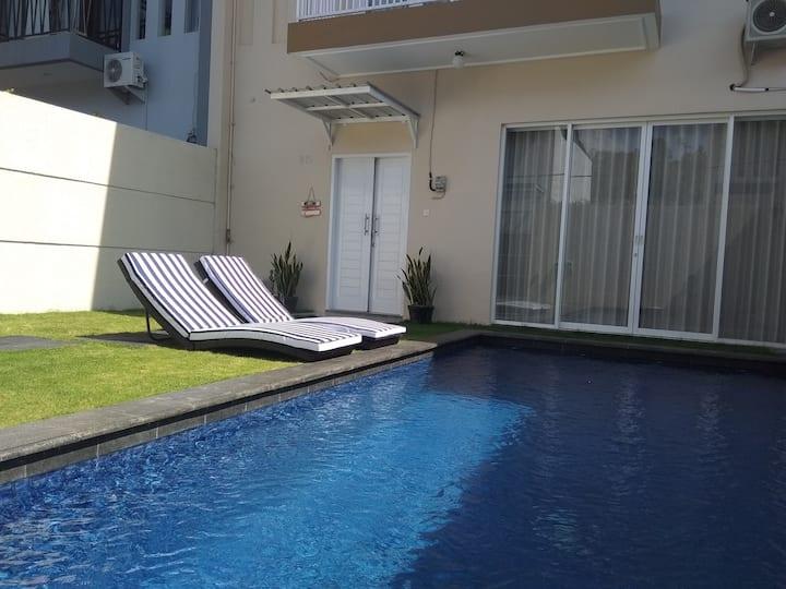 Hideaway in Villa Batu Layar Senggigi