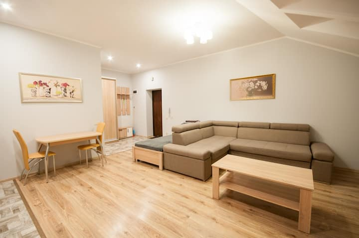 Wonderful flat on city center (Mukachivska 4/15)