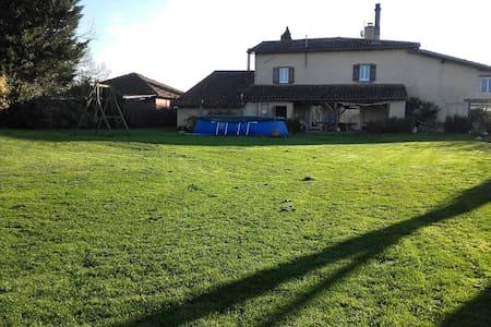 """"""" LIEU DIT A LAHILLOUE 1"""" - Roquelaure-Saint-Aubin - Dům"""