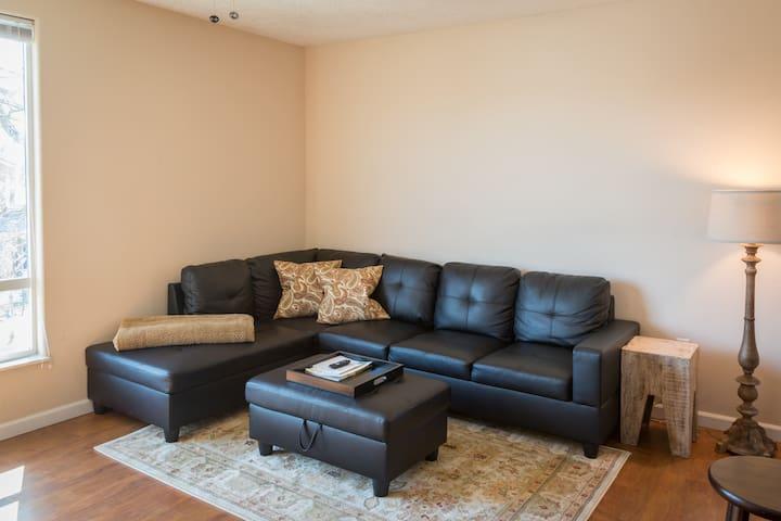 Modern/Private Downtown Home! - Spokane - Hus