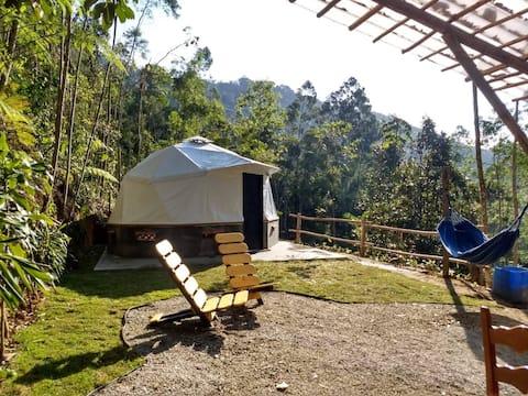 ALTO DAS TOCAS, a retreat in the Atlantic Forest