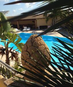 Dependance in villa piscina-sauna - มาร์ซาลา - วิลล่า