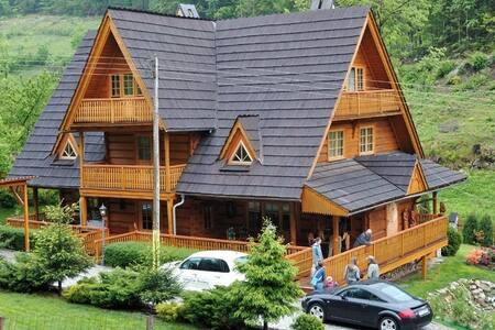 Chata Sosnówka pokój dla 2 osób  - Sosnówka