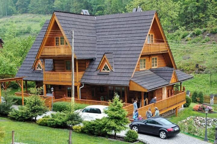 Chata Sosnówka pokój dla 2 osób