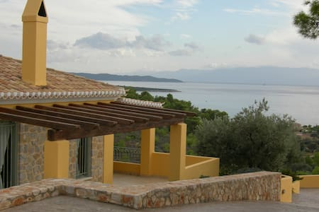 "The ""Unlimited View"" Villa, Porto Heli - Ververouda"