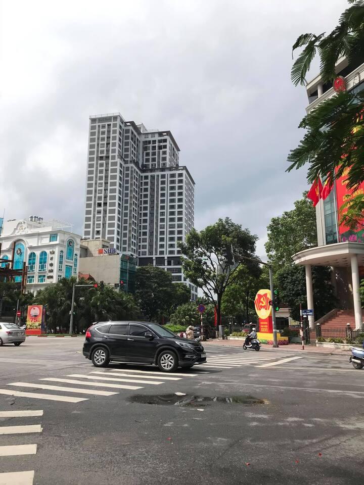 Brand new condominium B4 in Hanoi central district