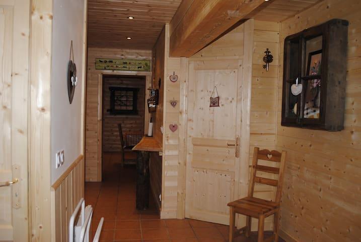Appartement Val Cenis Hiver Été - Lanslevillard - อพาร์ทเมนท์