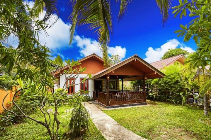 Gurasee House - Phuket - Huis
