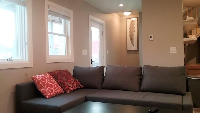 Living room on 1st floor