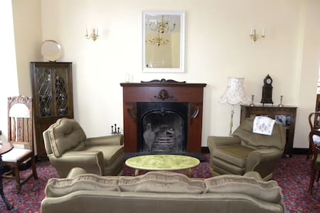 Boutique Manor Single room - Tomintoul - Bed & Breakfast