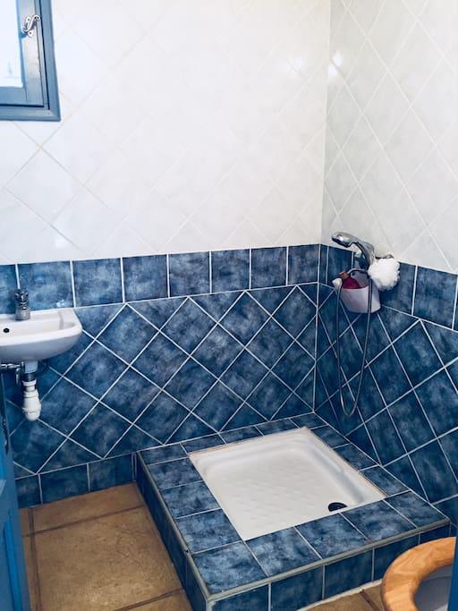 Salle d'eau secondaire