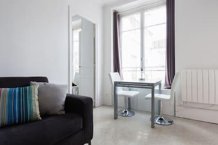 Cosy apartment near Republique