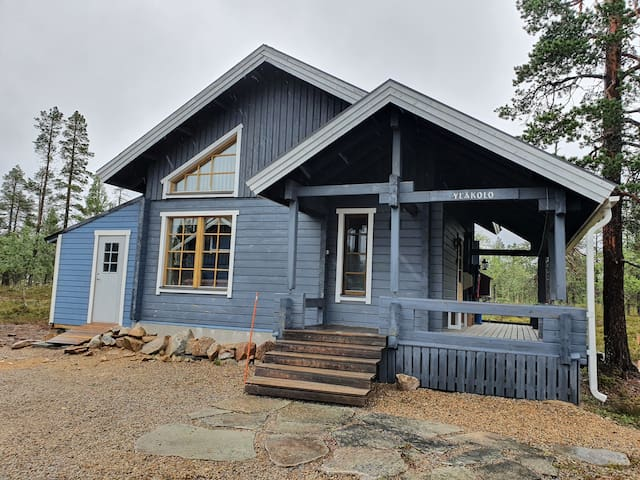 Functional cottage in a good location